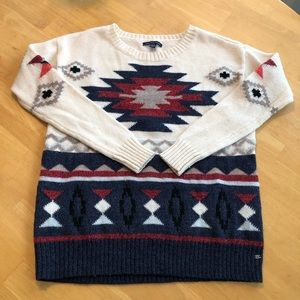 🔴 5 for $25 🔴 American Eagle Argyle Sweater